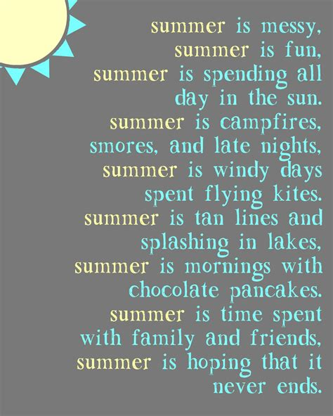 New Summer Syari summer poetry quotes quotesgram
