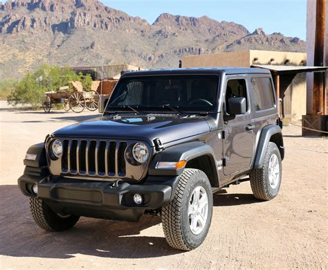 2018 Jeep Wrangler Forum by 2018 Jeep Wrangler Base Price Rises To 28 190 Jk Forum