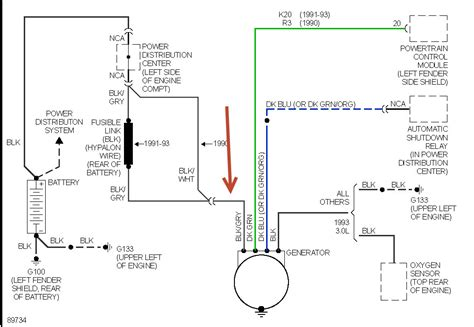93 dodge dynasty fuse box dodge auto wiring diagram