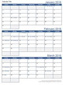 3 month calendar template template trove 3 month calendar 2016 bestsellerbookdb
