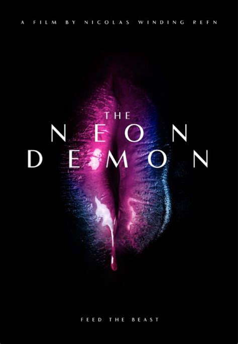the neon demon new posters the neon demon new posters
