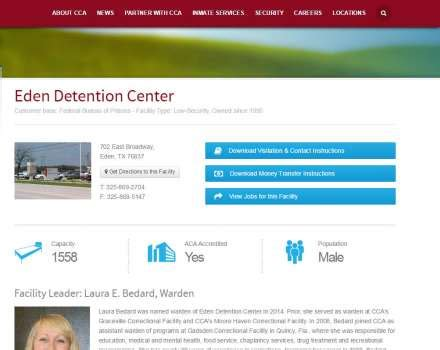 controversy abounds at texas' private prisons san