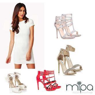 zapatos para vestido corto que zapatos usar con vestido blanco corto