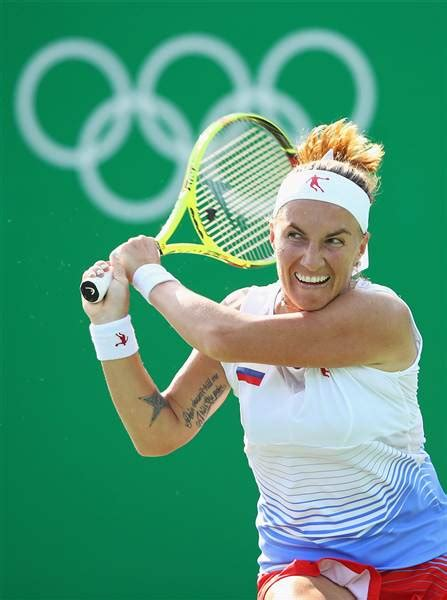 kuznetsova tattoo back olympic ink 2016 see the coolest tattoos spotted in rio