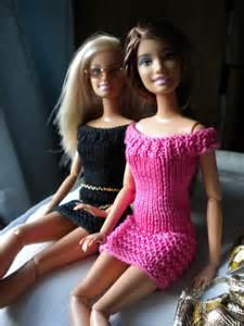 sticka barbie dresses sticka barbie pattern 40 flickr