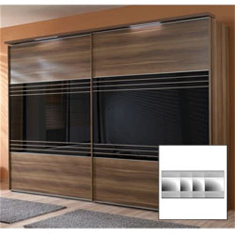 Small Wardrobe Sliding Doors by 26104 Wiemann New York Small Sliding 4 Door Wardrobe