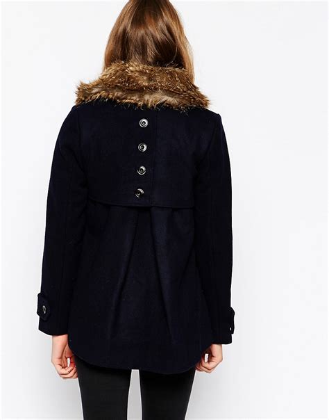 swing coat with hood parka london parka london short swing coat with