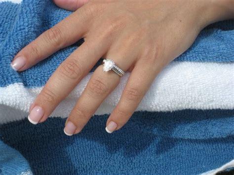 finger tattoo swelling second wedding band weddingbee