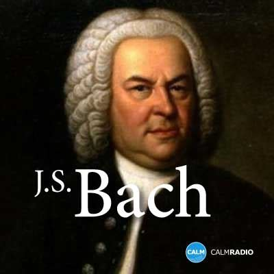 J S Bach radionomy calm radio bach sler free