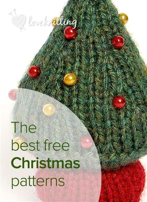 knitting pattern xmas the best collection of free christmas knitting patterns