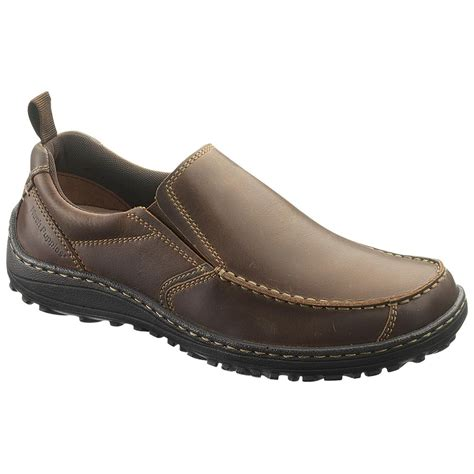 s hush puppies 174 belfast slip on mt shoes 283720