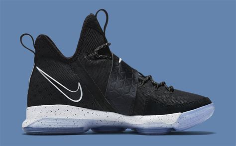 Nike Lebron black nike lebron 14 921084 002 release date sole collector