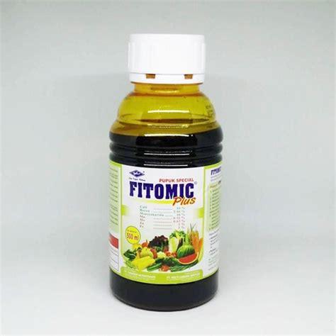 Pupuk Kalsium Boron Cair pupuk mikro fitomic plus 500ml bibitbunga