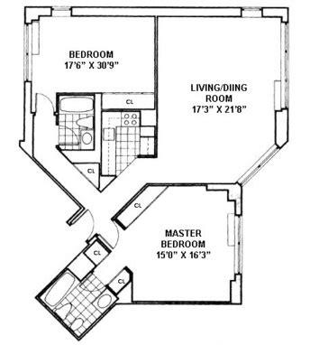 new york city apartment floor plans – gurus floor