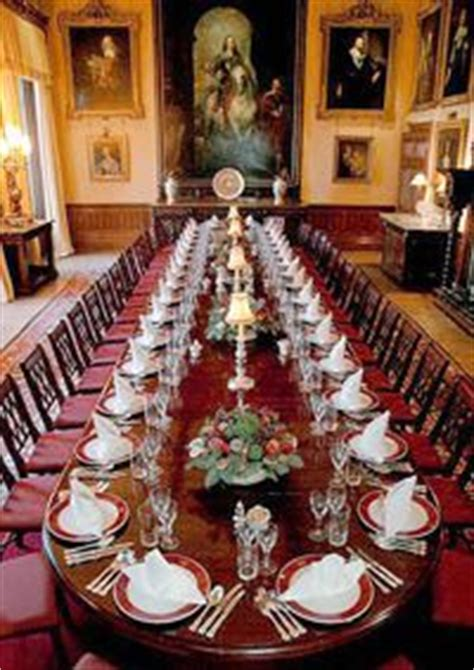 Highclere Castle Dining Room by Dining Room On Dining Rooms