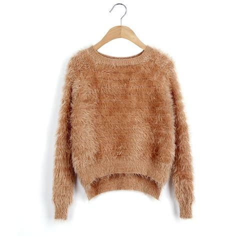 Stay Warm With Winter Sweaters by Aliexpress Buy Free Shipping 9 Colors Crew Neck Warm