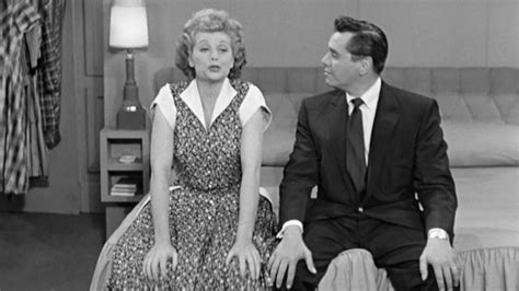 kinescope hd we love lucy and lucy loves her new ford the lucy desi comedy hour cbs tv i love lucy video ricky asks for a raise cbs com