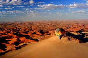 mongolfiera sul namib viaggi vacanze turismo turisti caso