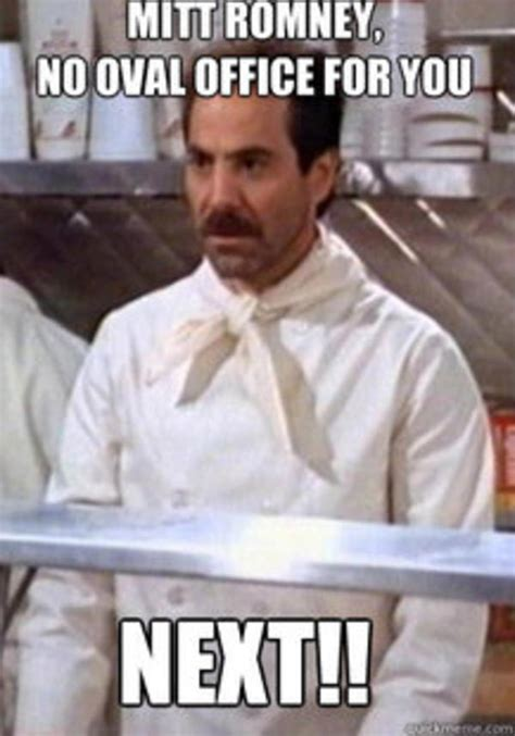 Soup Nazi Meme - no soup for you no soup for you soup nazi know your meme