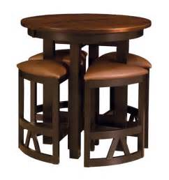 Kitchen Bar Table And Chairs Amish Pub Table Chairs Set Bar Height High Dining Stools Modern Solid Wood New Ebay