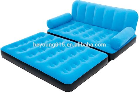 coleman inflatable couch sofa airbed thesofa