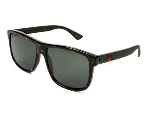 Sunglasses Gucci Original 1 gucci sunglasses gg 0010 s 003 visionet