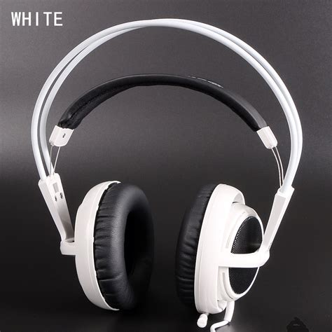 Headset Steelseries Siberia V2 White aliexpress buy white color headset steelseries