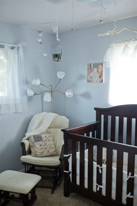 gentle handmade grey nursery inspiration kidsomania