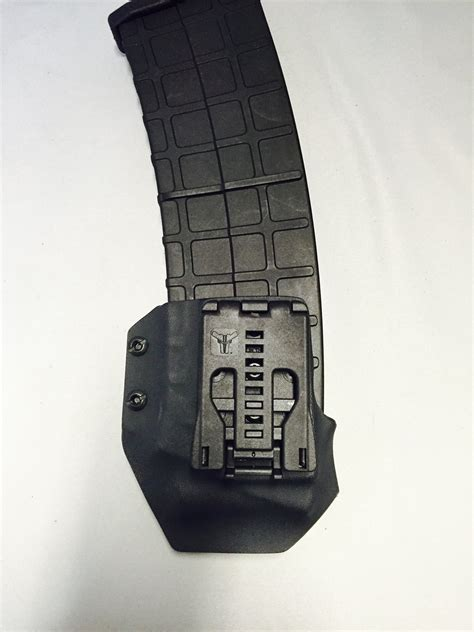 black concealment black rhino concealment saiga 12 magazine carrier the trigger