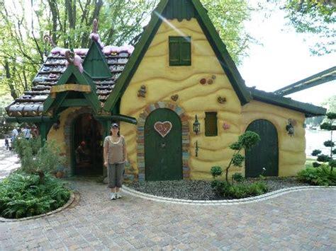 casa marzapane casa di marzapane di hansel e gretel foto di europa park
