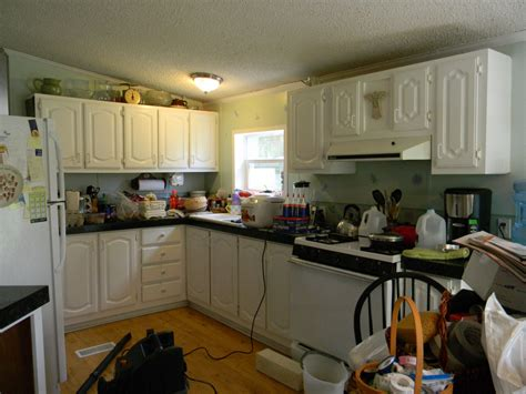 kitchen remodel my mobile home makeover