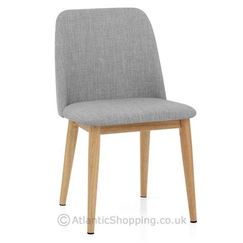 atlantic shopping dining chairs elwood oak dining chair light grey fabric atlantic