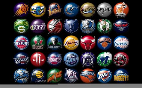 How Many Players In Mba Team by Nba Team Logos Wallpapers 2015 Wallpaper Cave
