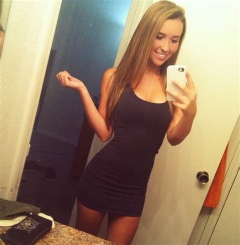 selfie cute teen girl dress what could be better than a tight dress fooyoh