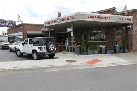 Vinsetta Garage Reservations vinsetta garage picture of vinsetta garage berkley