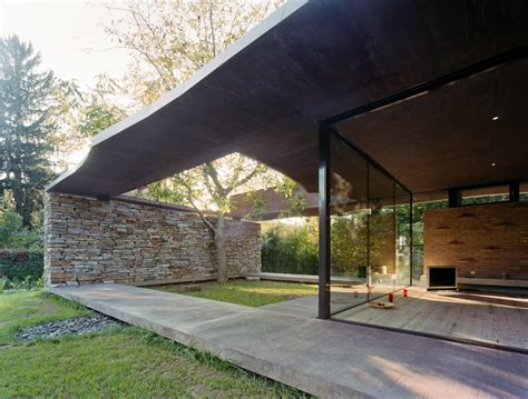 courtyard definition atelier thomas pucher villa sk