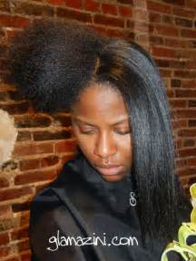 pressed hairstyles natural hair pressed shi salon glamazini com