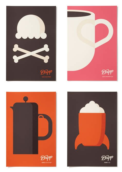graphis design annual 2014 dripp coffee shop posters graphis