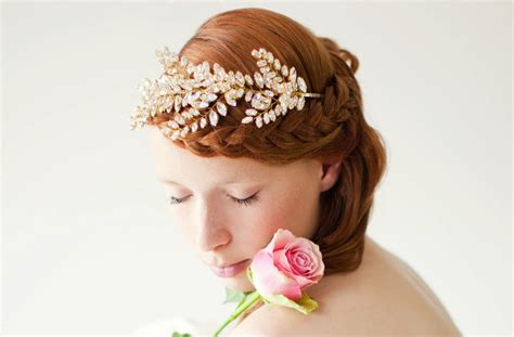 Handmade Hair Accessories - handmade wedding hair accessories bridal headbands