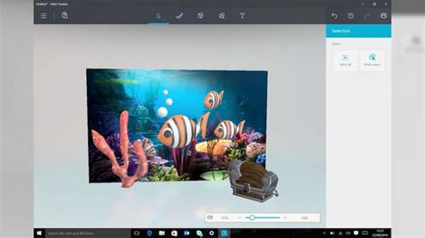 how to use microsoft paint 3d the new version of the leaked promos tip 3d microsoft paint news opinion