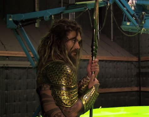 new shot of jason momoa as aquaman cultjer