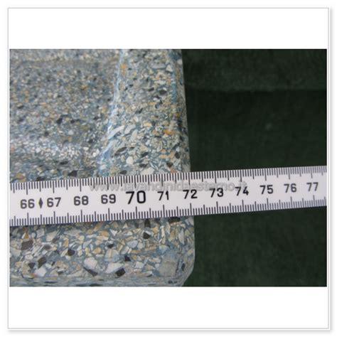 misure lavello lavello da giardino acquaio in graniglia levigata 142