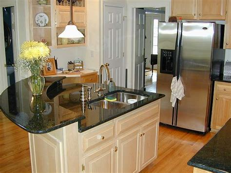 Small Kitchen With Island Design Ideas Furniture Kitchen Islands Design With Any Models And