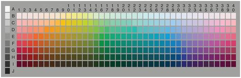 munsell color chart munsell color chart from geologist to artist with the