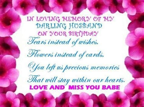 Lovely Birthday Quotes To Your Loved Ones Lost Loved Ones Birthday Quotes Quotesgram