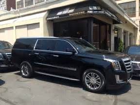 2015 Cadillac Esv 2015 Cadillac Escalade Esv Information And Photos