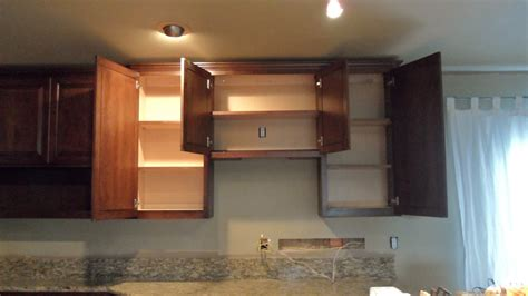 open cabinets open cabinet kitchen