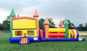 bounce house rentals 3 in 1 combo bounce houses my bounce house rentals palm