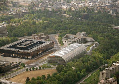 bank luxemburg mecanoo and burohappold to design the european investment