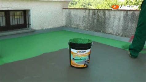 guaina trasparente per terrazzi sistema impermeabilizzante liquido pedonabile by diasen